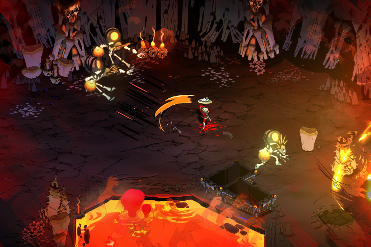Zagreus fits in Hades, above the Wretched Broker guide