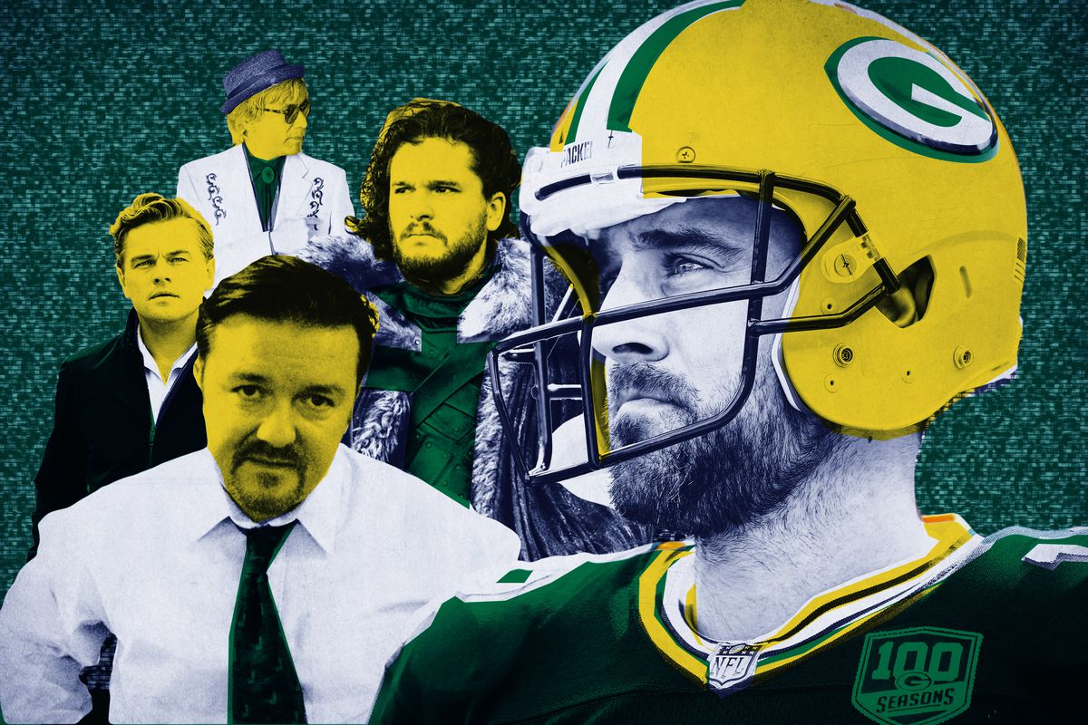 purchase cheap 41fa8 a376a Aaron Rodgers Still Has 'Game of Thrones' Takes—but He's ...