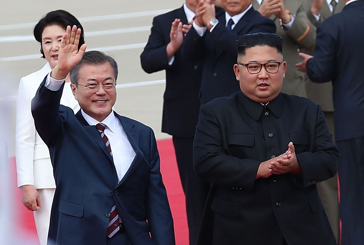 North Korean leader Kim Jong Un and South Korean President Moon Jae-in made a lot of promises to each other on September September 18, 2018.