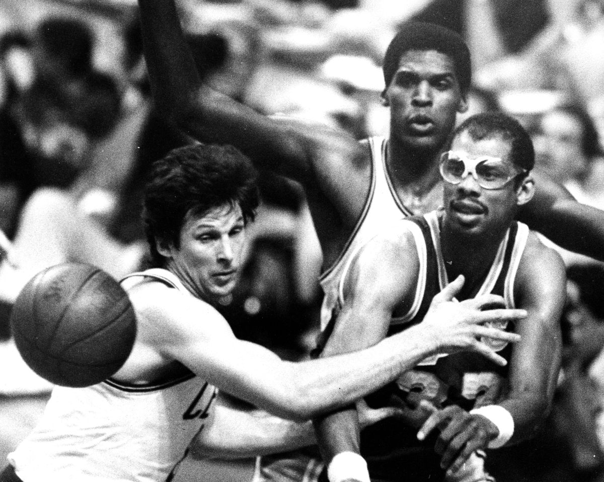 1985 NBA Finals: Los Angeles Lakers Vs Boston Celtics At Boston Garden