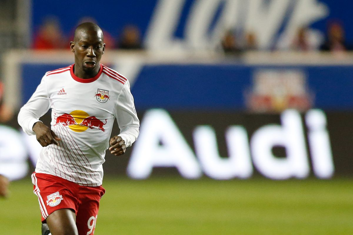 MLS: Eastern Conference Semifinal-Toronto FC at New York Red Bulls