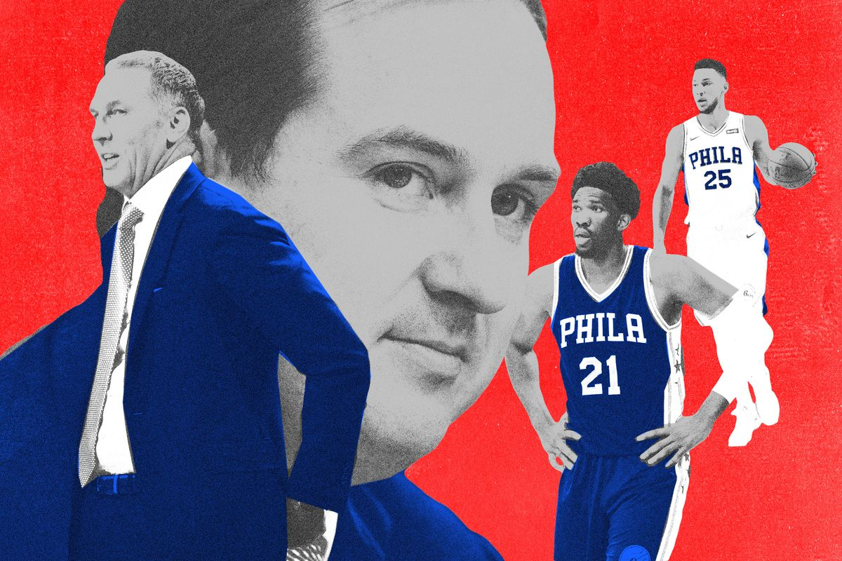 e9b8fde13ef What Is Going on With the Sixers  GM Search  - The Ringer