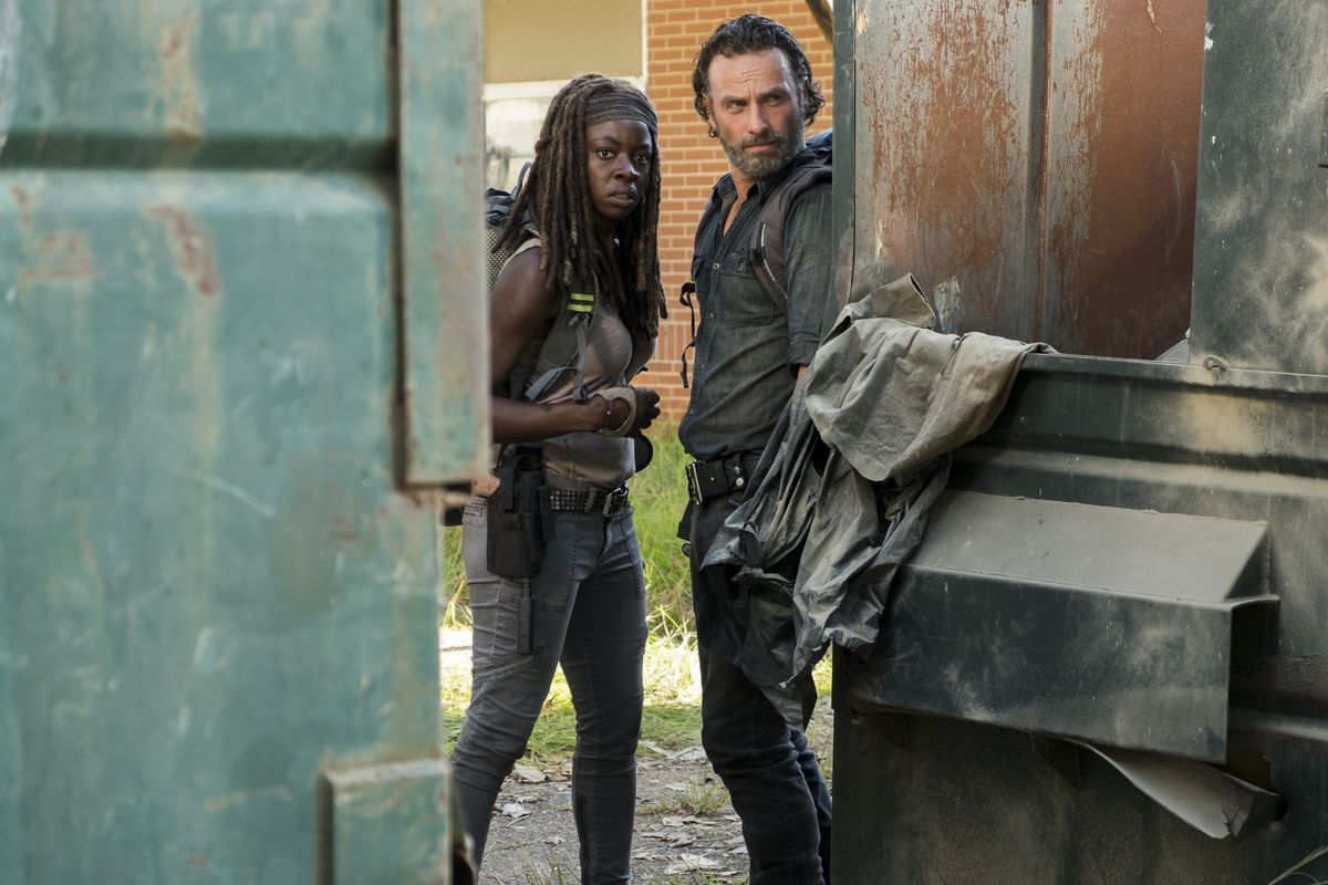 The Walking Dead Season 7 Episode 12 Say Yes Preaches Against Complacency Which Is Weird On A Complacent Show Vox
