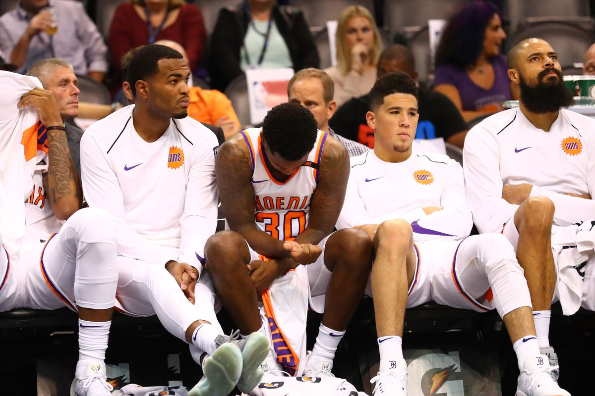 db67e1229b2 Center of the Sun  The Phoenix Suns face many critical off-season questions