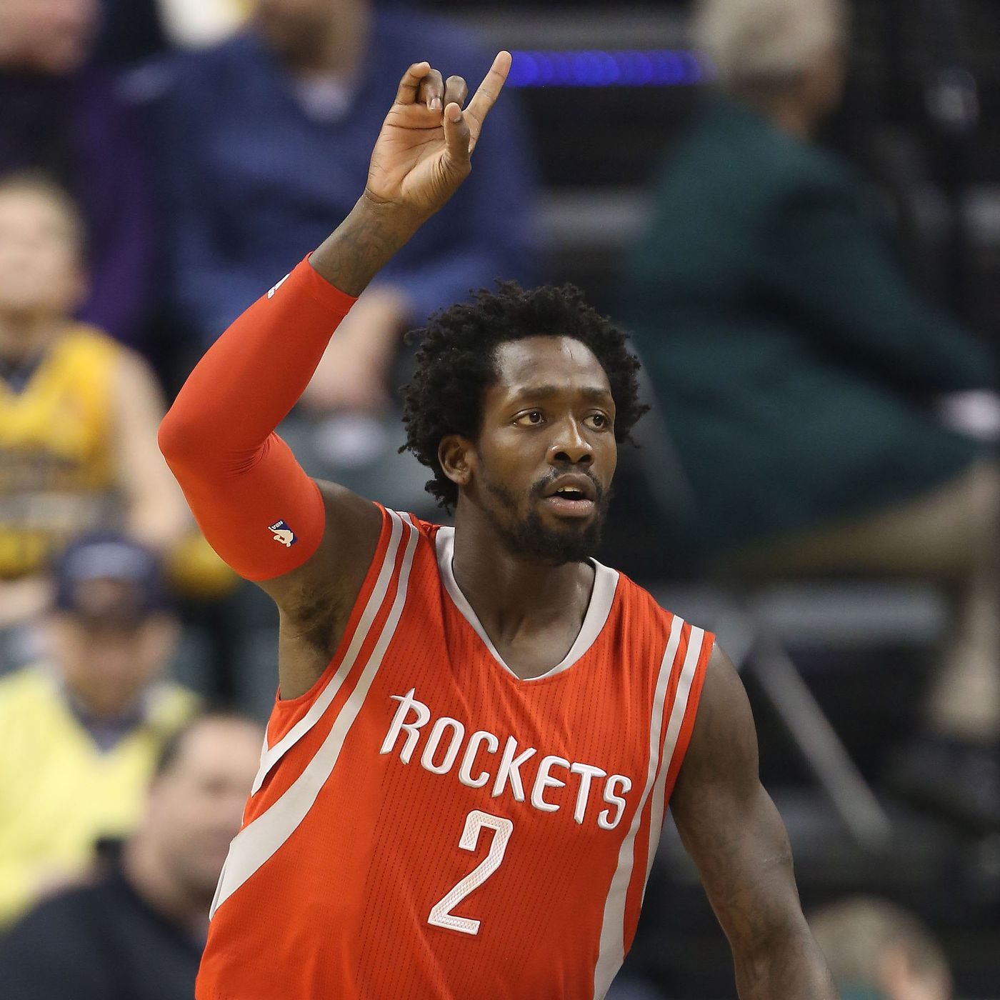Patrick Beverley Agrees To 4 Year 25 Million Deal With Rockets