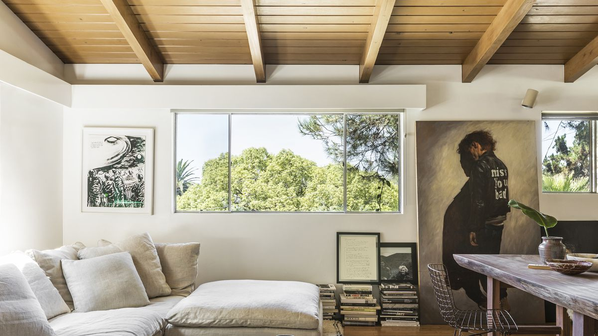 A midcentury modern time capsule brings a design couple closer ...