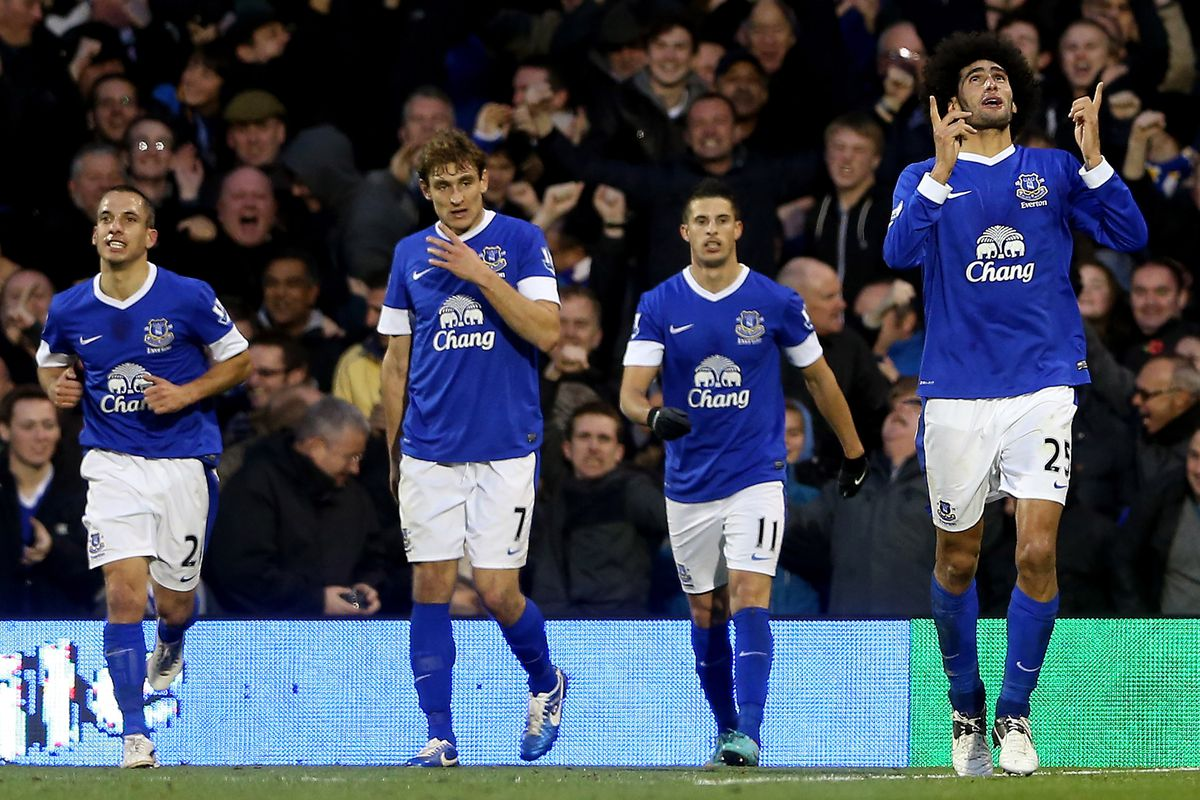 Get stuck in to the Toffees this weekend.