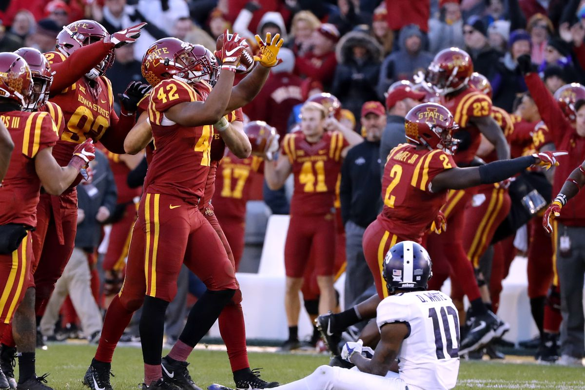 2018 Game IV  Iowa State vs. TCU Football Preview - Wide Right ... 22b657437