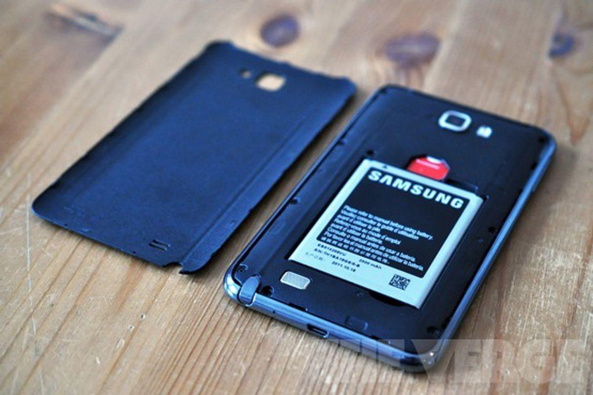 Galaxy Note battery_555