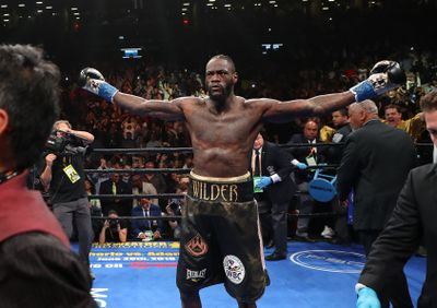 1150197607.jpg - Results Roundup (May 13-18, 2019): Wilder and Inoue dominate, Taylor and Saunders win belts, more