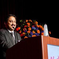 Vikram Sunderam, Chef of the Year