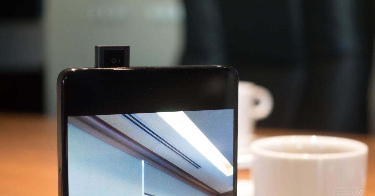 Vivo Teases a True All-display Phone with Pop-up Camera for June 12th