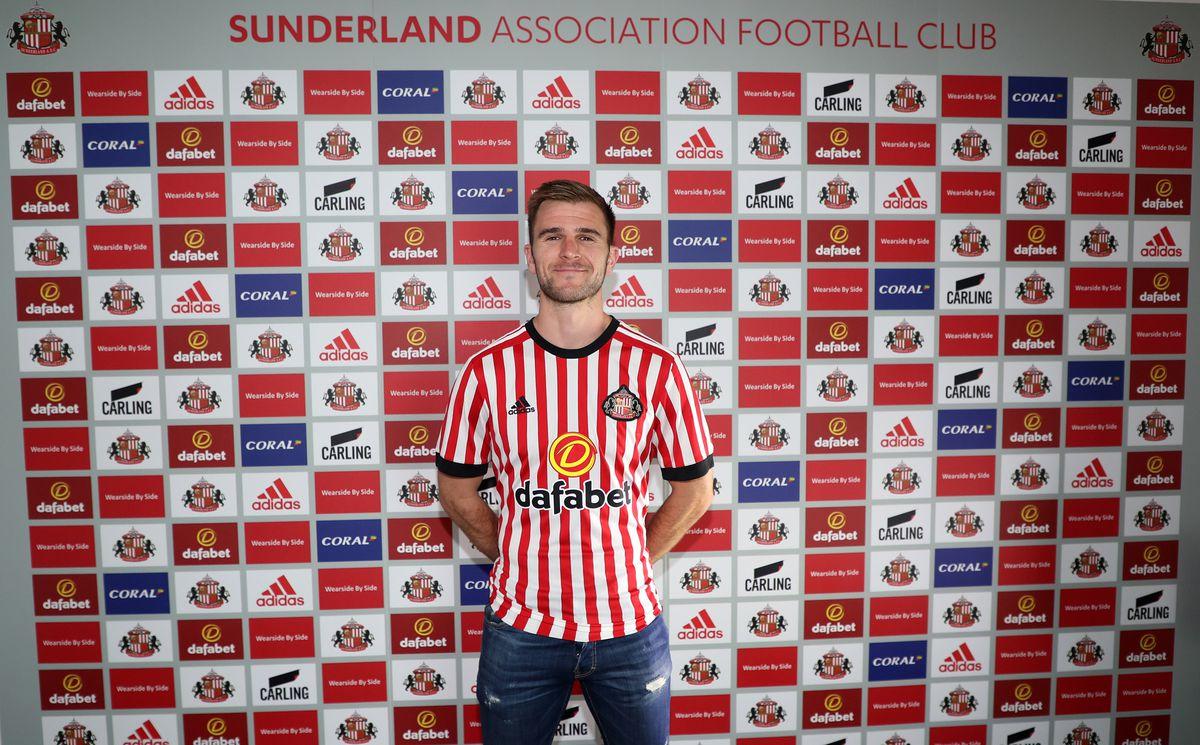 Sunderland Unveil Callum McManaman