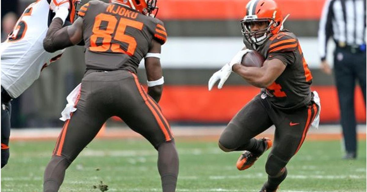 """Podcast: Victory Monday - Browns tame Bengals on """"The Dawg House Show"""""""