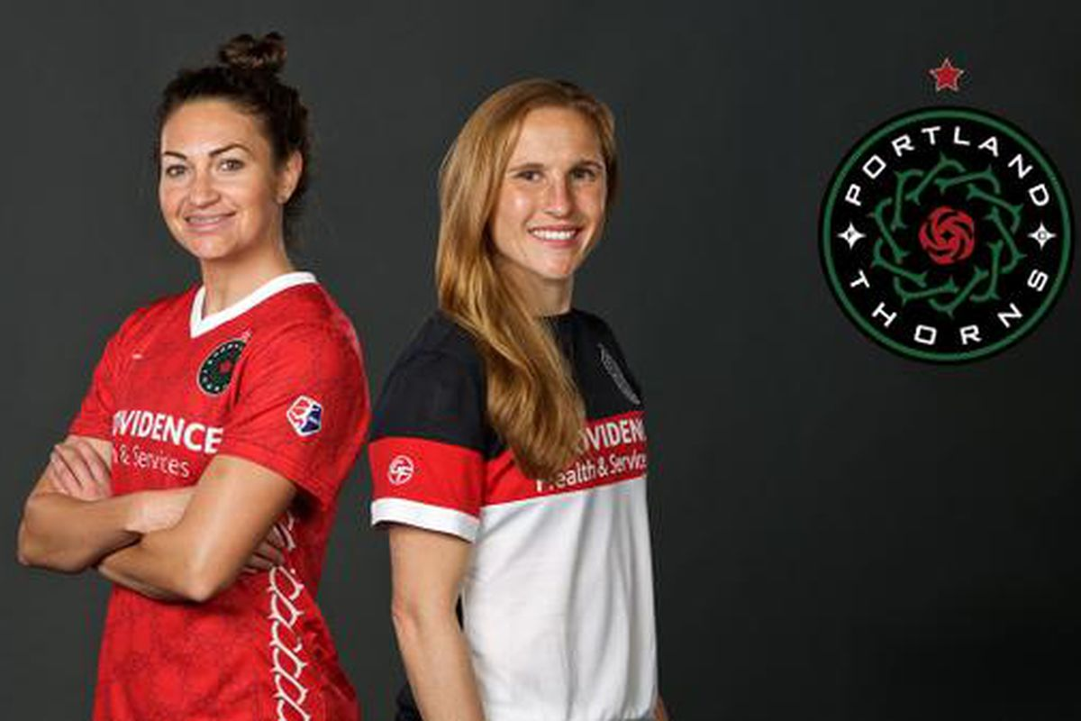 separation shoes 5337c 44f44 The Portland Thorns New Kits Have Dropped - Stumptown Footy