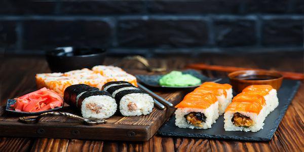 Best sushi restaurants London: Ohisama in Marylebone