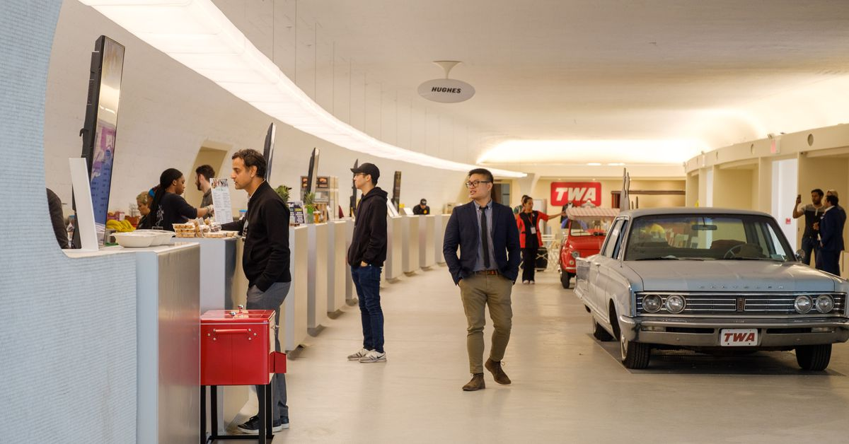 Las Vegas Health Department >> TWA Hotel at JFK Food Hall Reopens After Failed Health Inspection - Eater NY