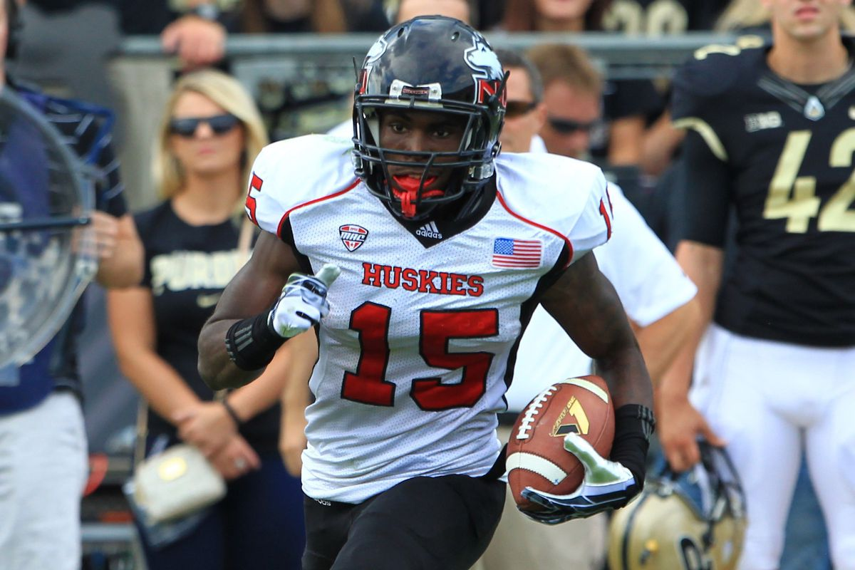 Jimmie Ward could be someone the Ravens draft if they trade back to the late first round.