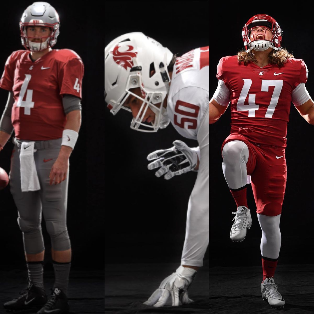 26 new college football uniforms  Simple is the 2017 trend ... baa16df41
