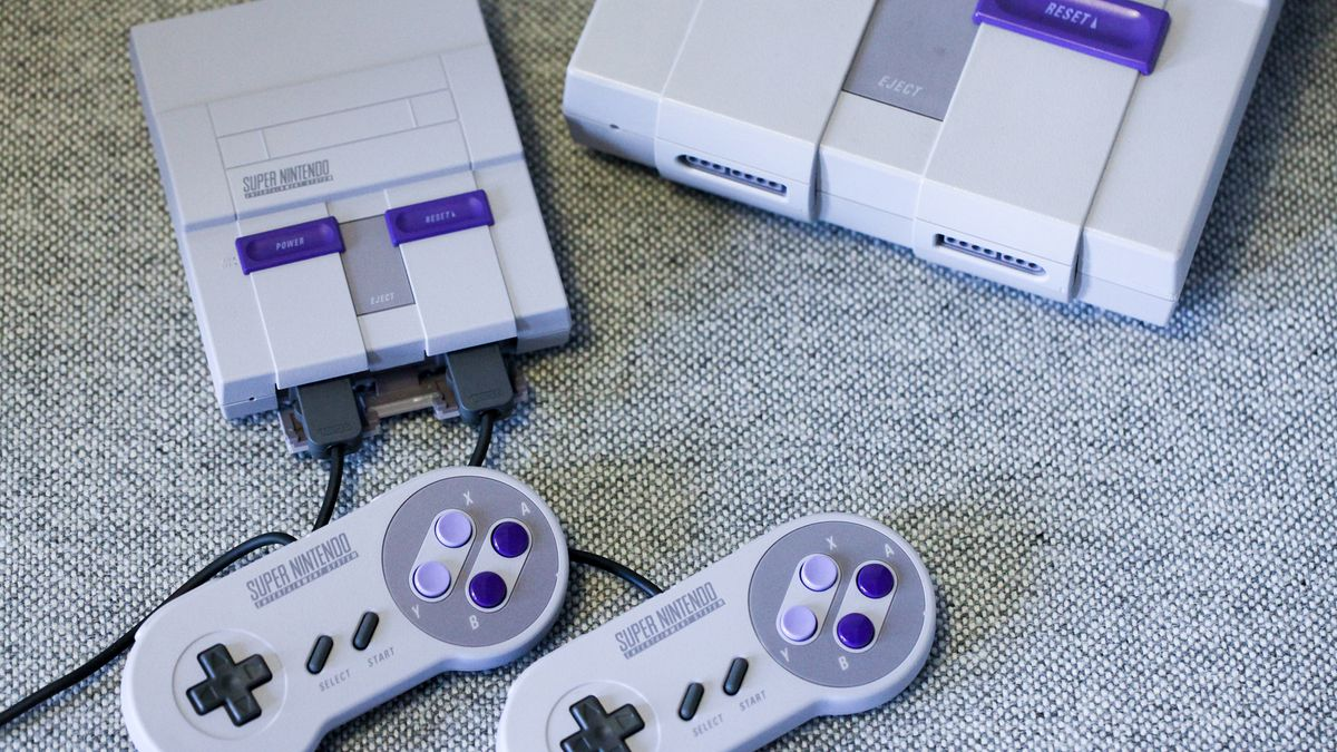 SNES Classic preview