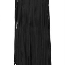 LONG FRINGE TASSEL DRESS, $190