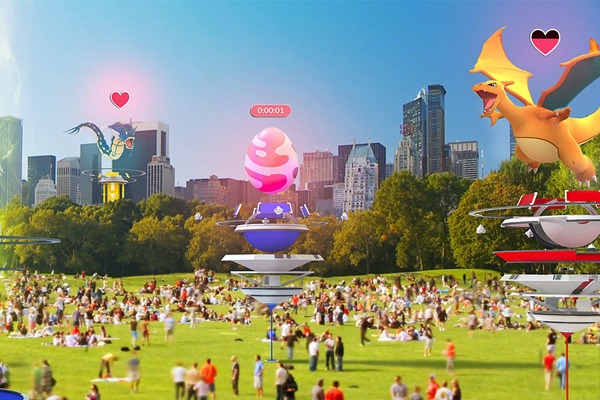 Pokémon Go's most useful map helps you find legendaries