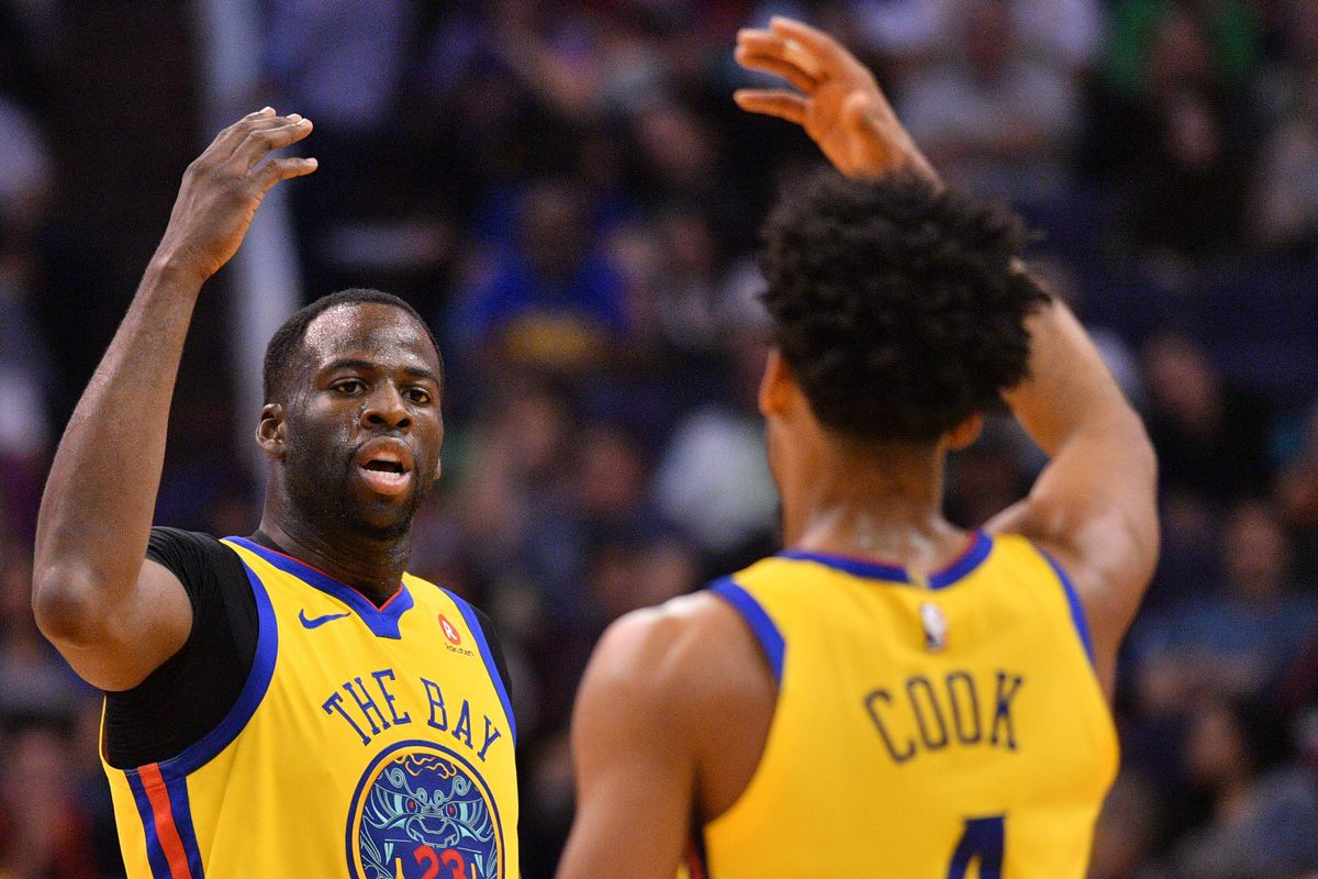 finest selection 0c512 08244 Grades from the Warriors' 124-109 win over Suns - Golden ...