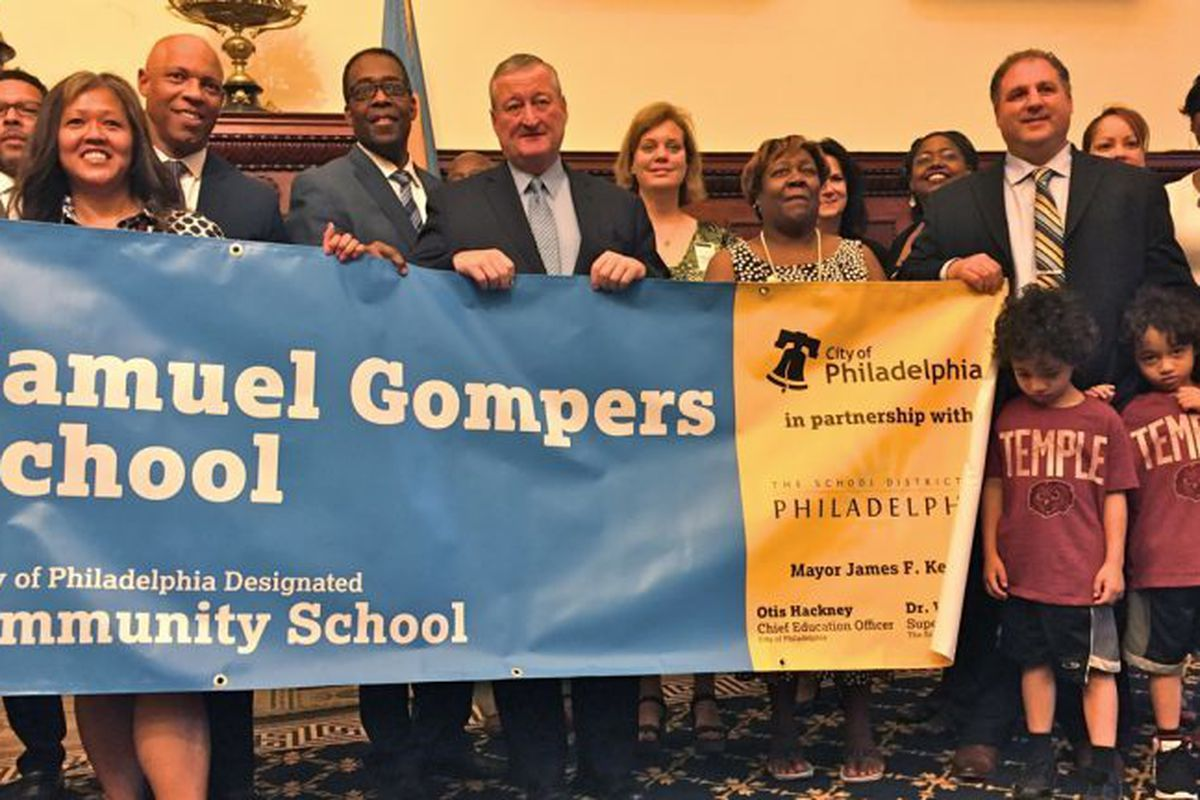gompers community schools
