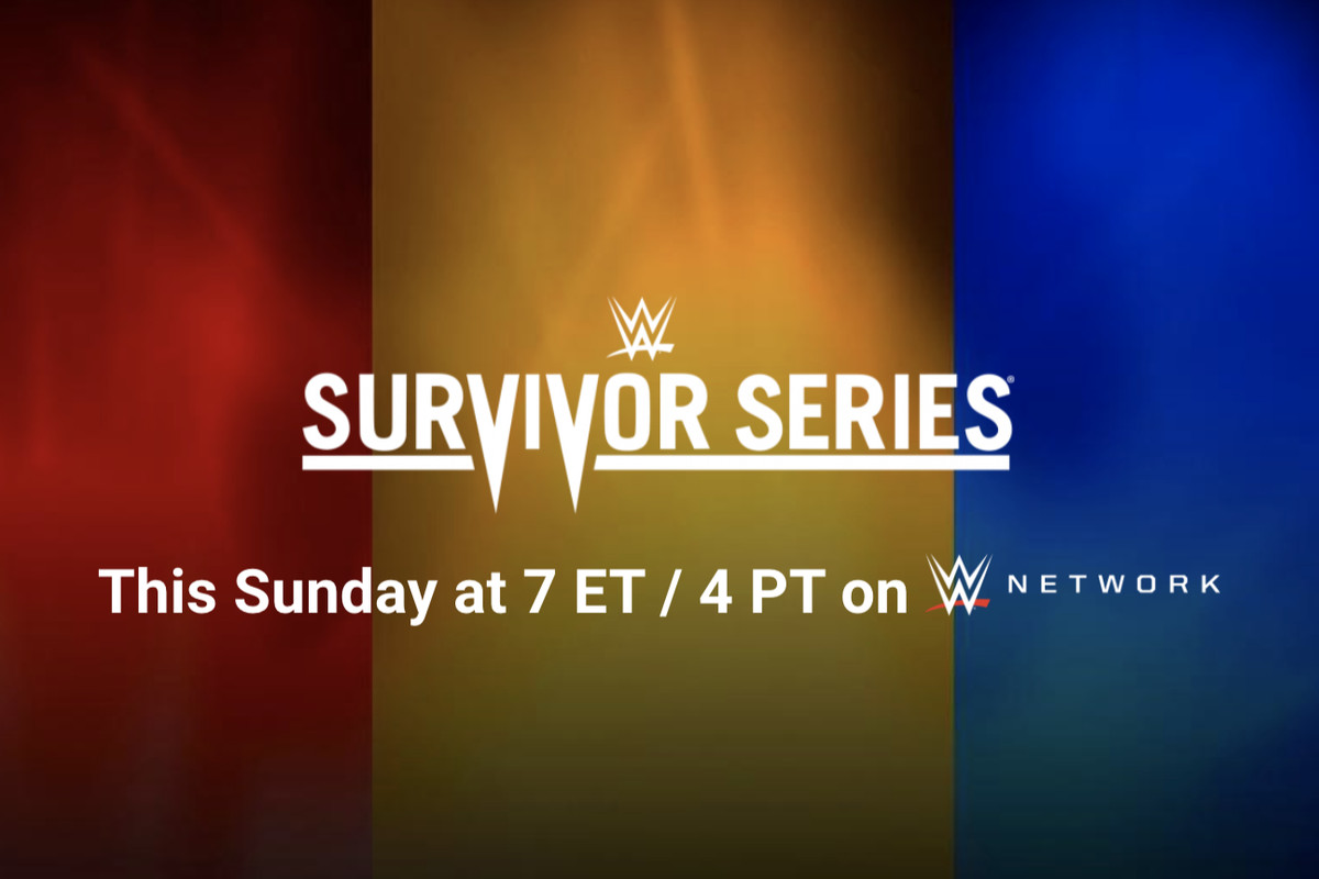 Watch WWE Survivor Series 2020 11/22/20