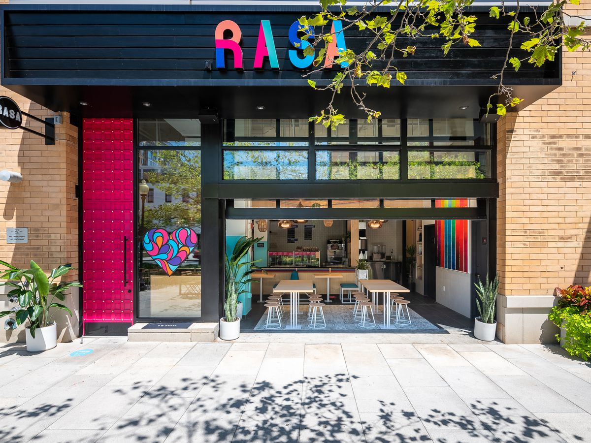 RASA sourced plants from Little Leaf to add greenery to its new location