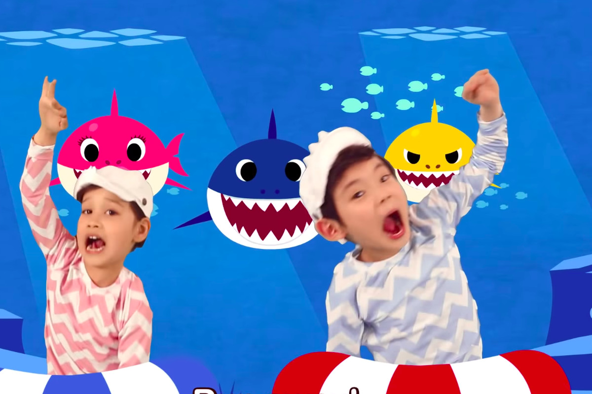 The Best of Baby Shark just topped Billboard  Here's how it went