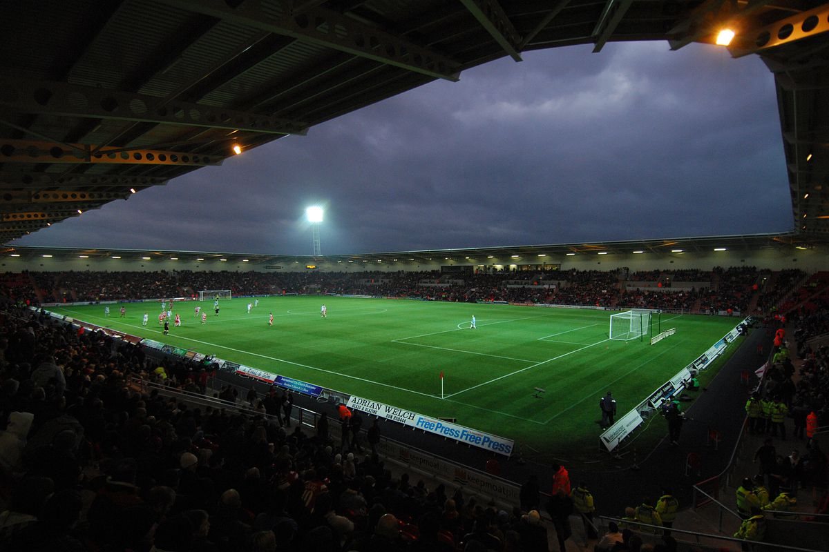 Soccer - FA Cup - Third Round - Doncaster Rovers v Bolton Wanderers - Keepmoat Stadium