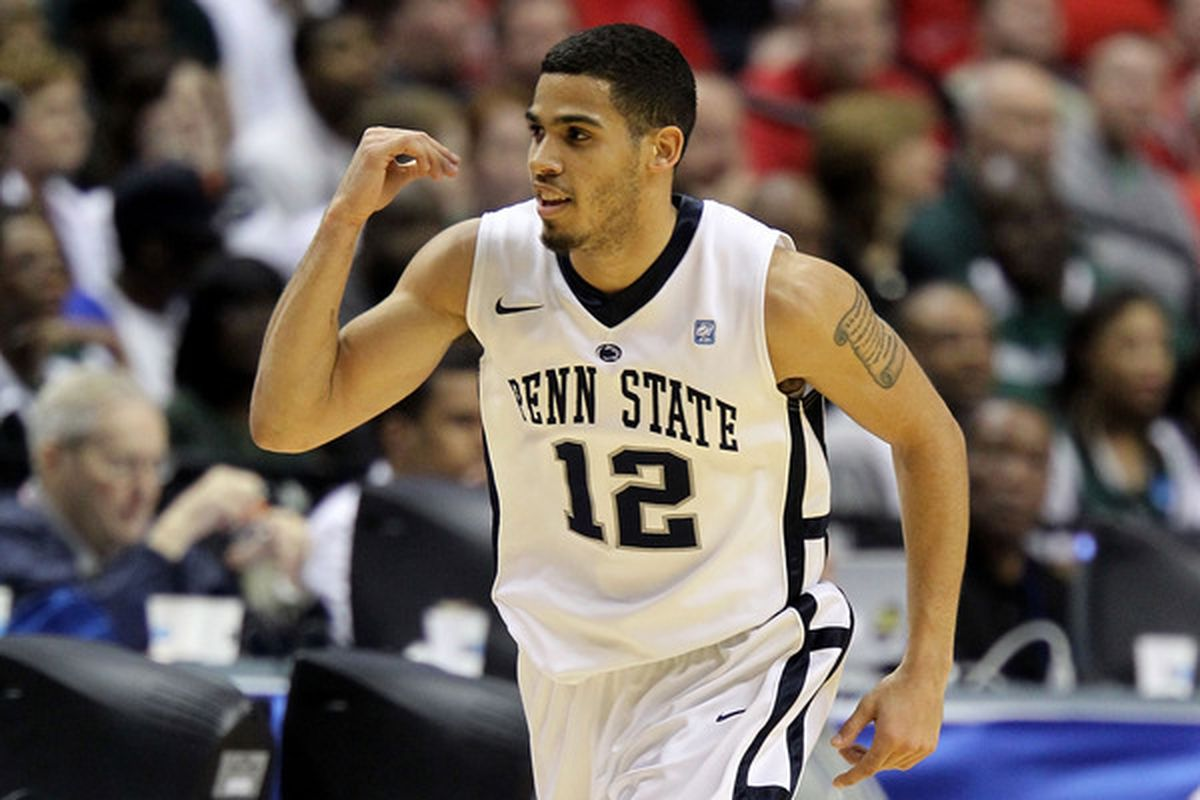 Talor Battle and Penn State have never made it to the Big Ten Tournament Final. Until now.
