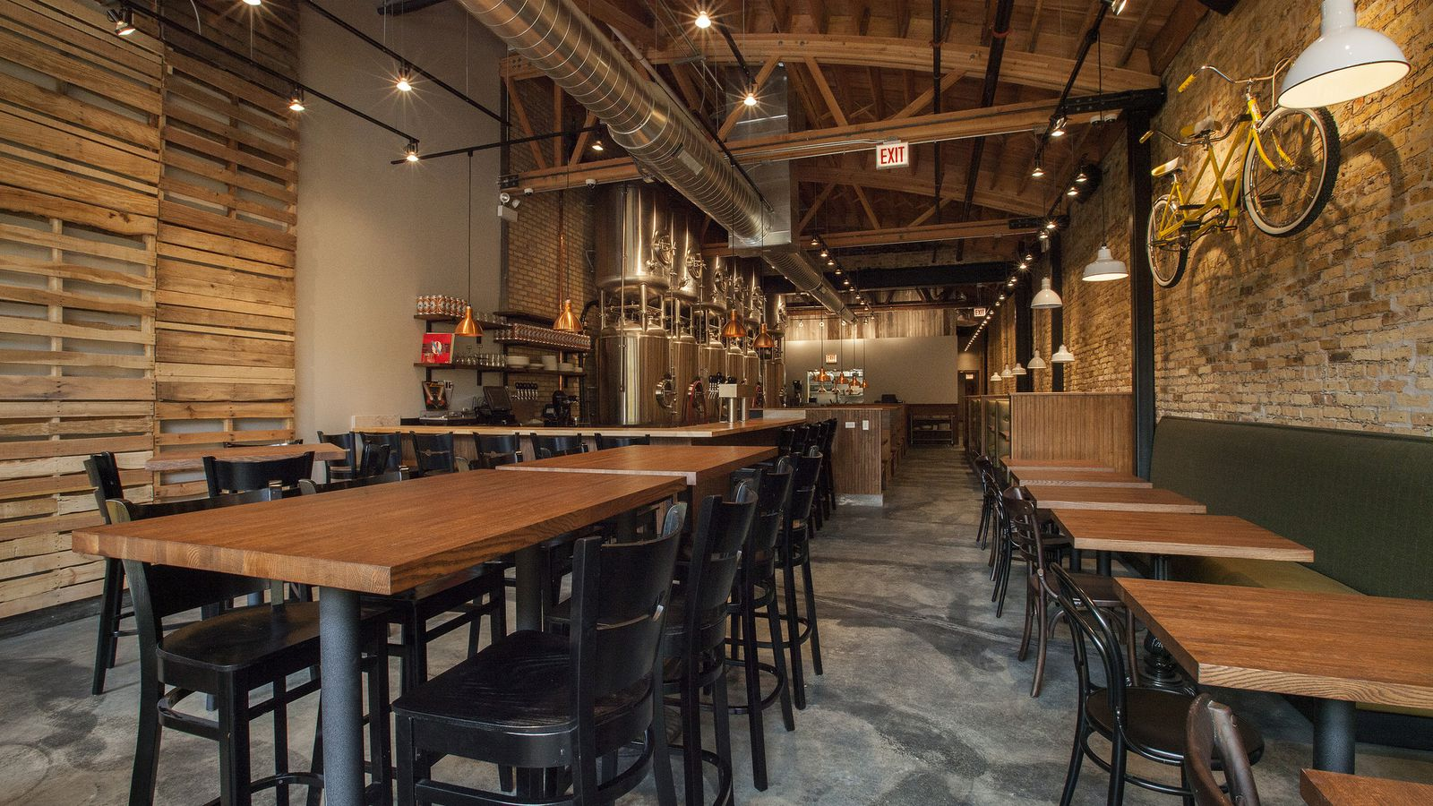 Corridor Brewery Amp Provisions Chicago Ill Beer Menu - HD1600×900