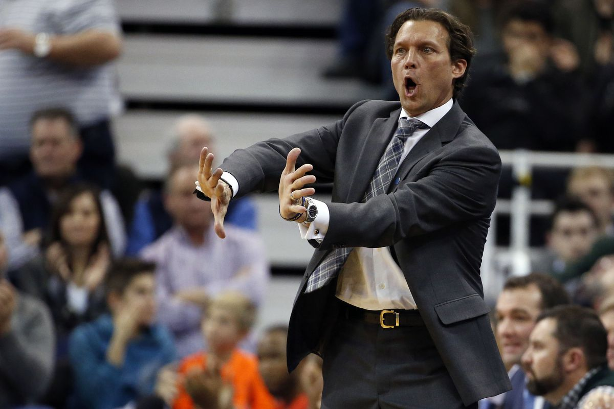Quin Snyder doesn't want a trade.