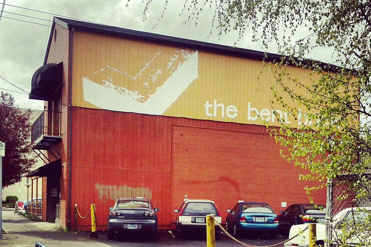 The Bent Brick