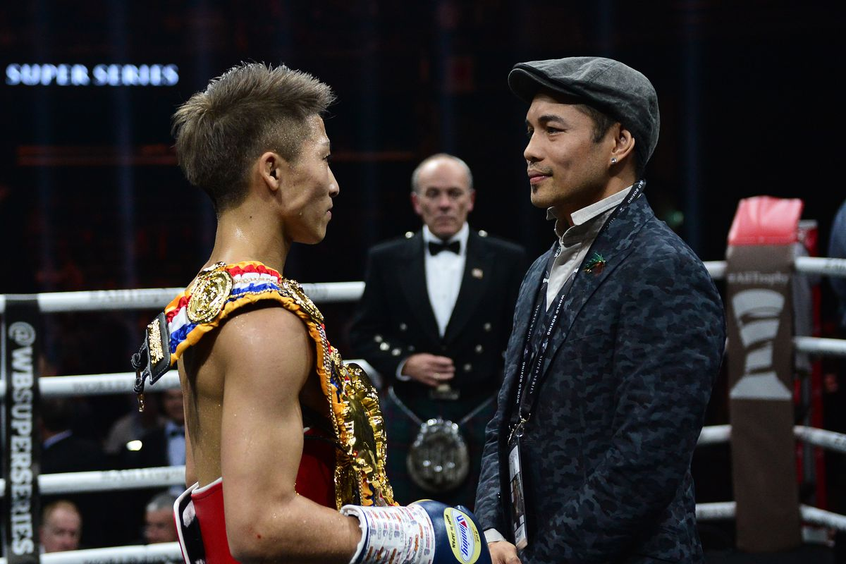 Preview Naoya Inoue Faces Nonito Donaire In Wbss Bantamweight Final Bad Left Hook
