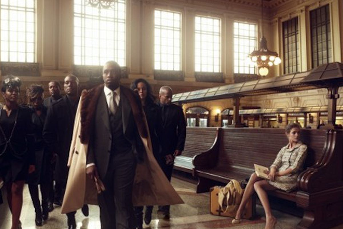 """Photo via <a href=""""http://www.vogue.com/vogue-daily/article/andre-leon-talley-on-diddys-last-train-to-paris/"""">Vogue.com</a>"""