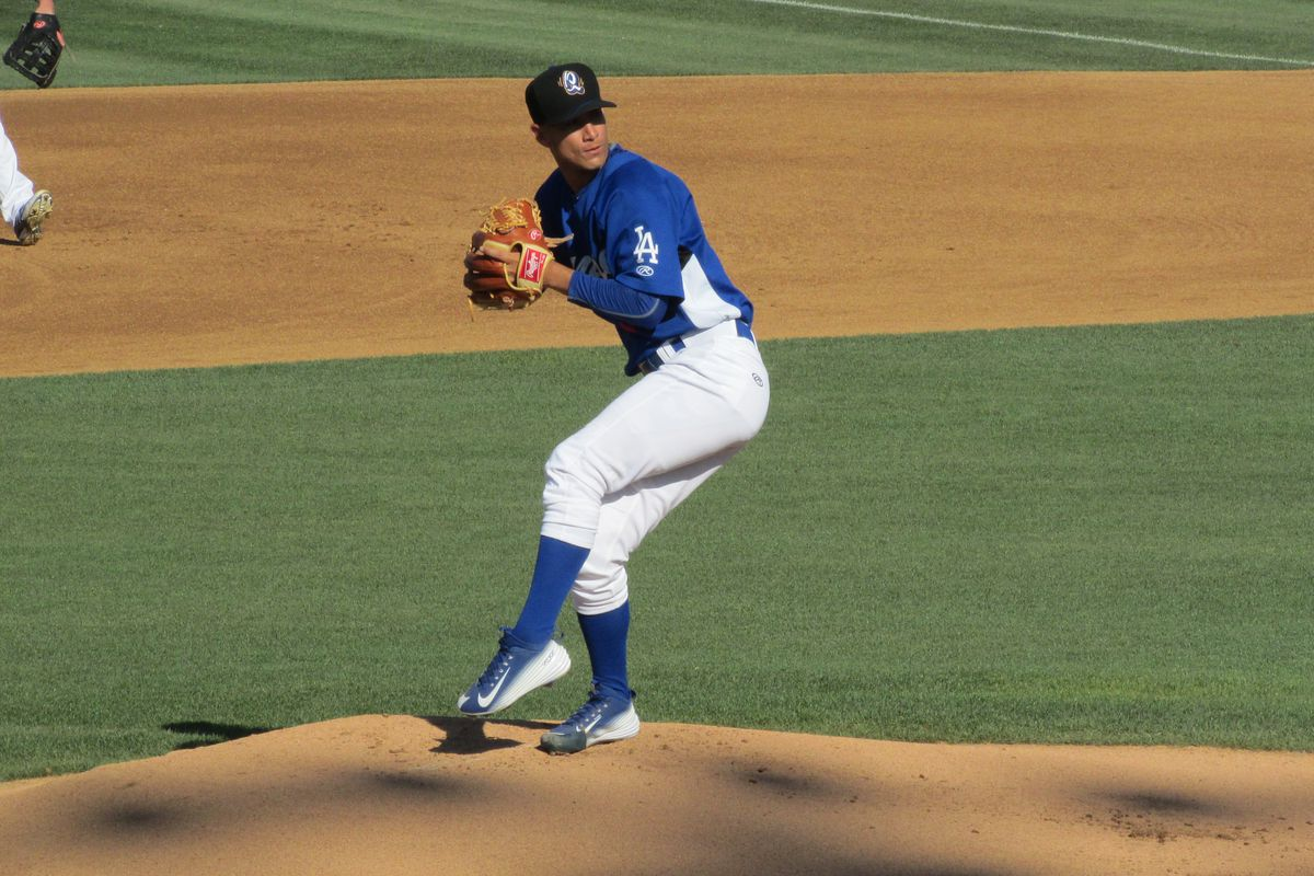 Pablo Fernandez out for the season after Tommy John surgery - True ... c3b76495deb