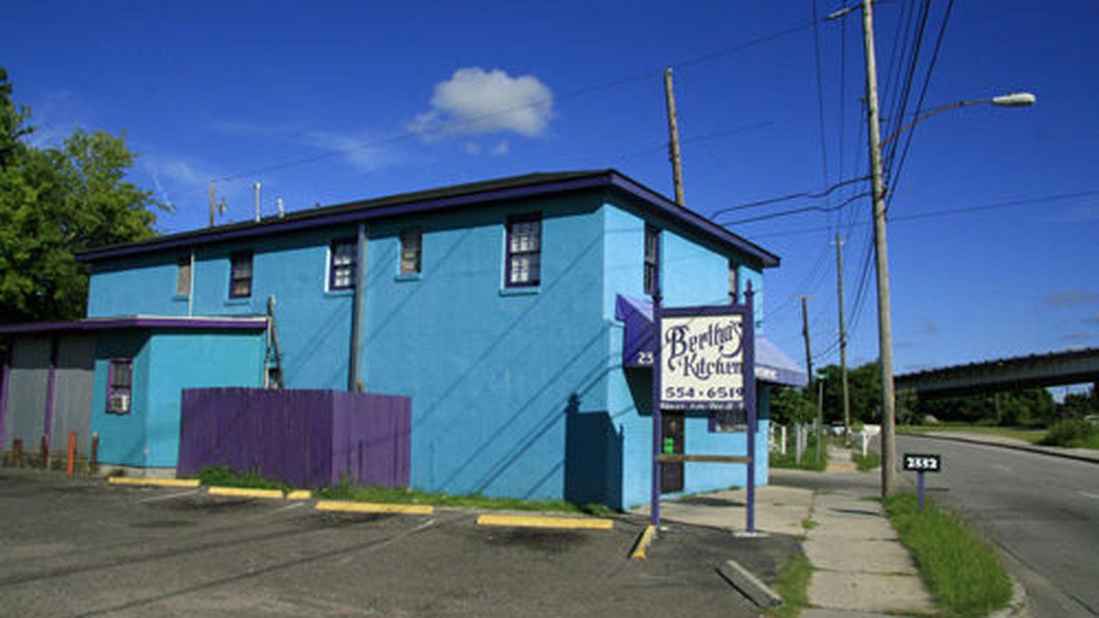 Bertha S Kitchen Charleston Menu
