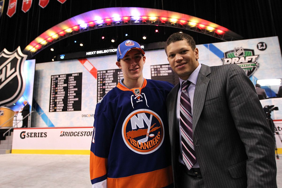 """Time, she does fly. (""""Mayfield"""" and Okposo, the photo stream claims)"""