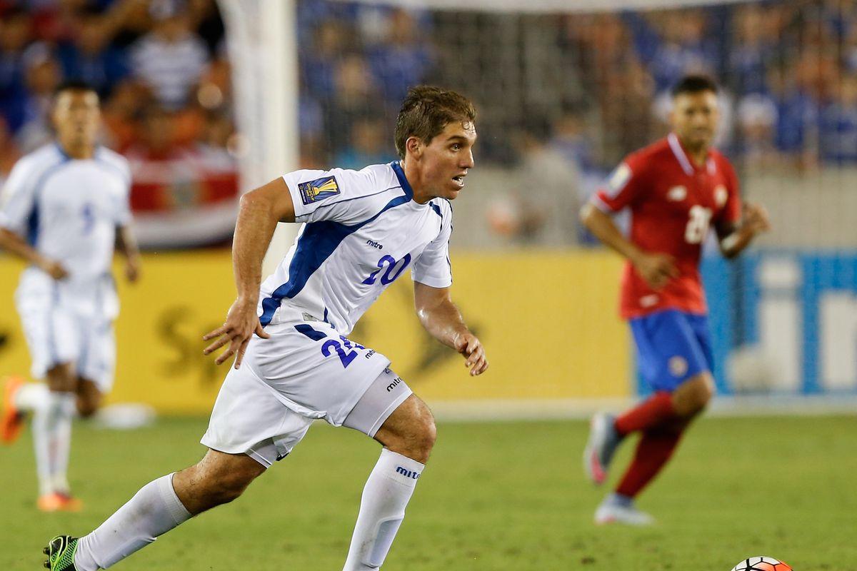 Costa Rica v El Salvador: Group B - 2015 CONCACAF Gold Cup
