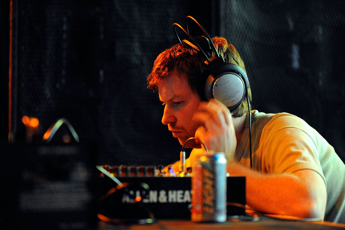 Download 207 Aphex Twin tracks pulled from his emptied