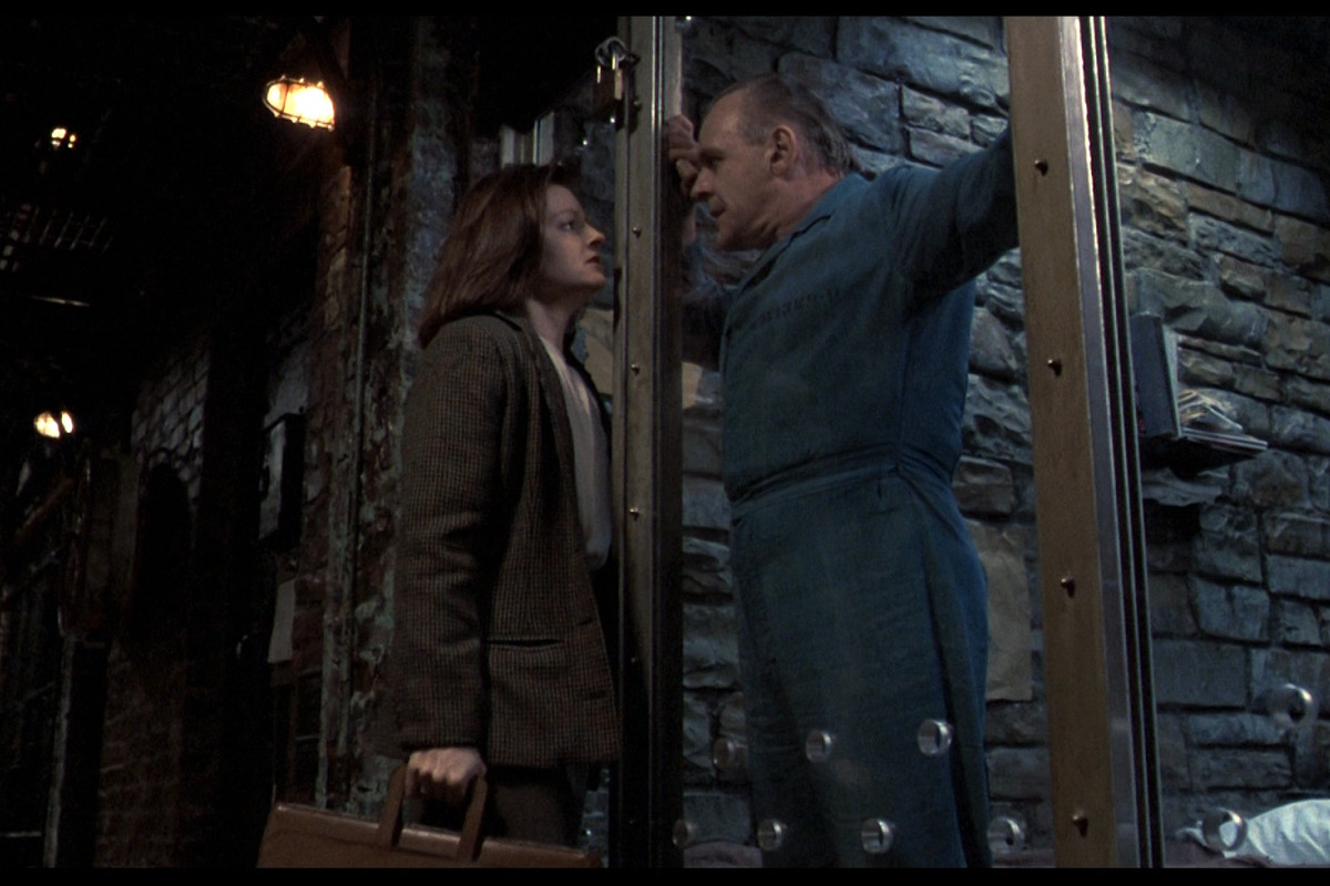 Still from 'The Silence of the Lambs'