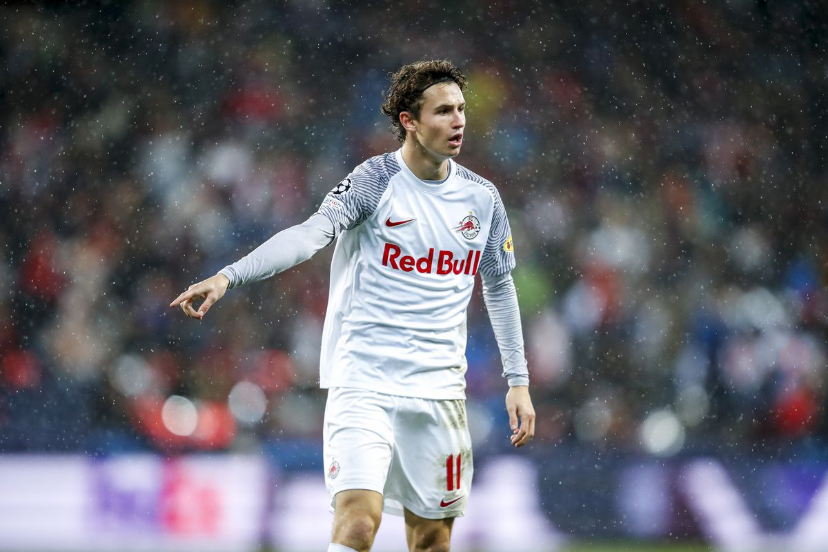 FC Red Bull Salzburg v Lille OSC: Group G - UEFA Champions League
