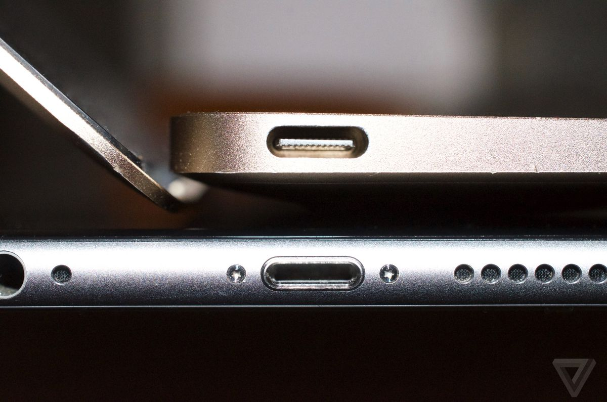 Wsj Apple Will Ditch Lightning For Usb C On New Iphones