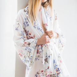 Doesn't she deserve some pretty, silky loungewear?