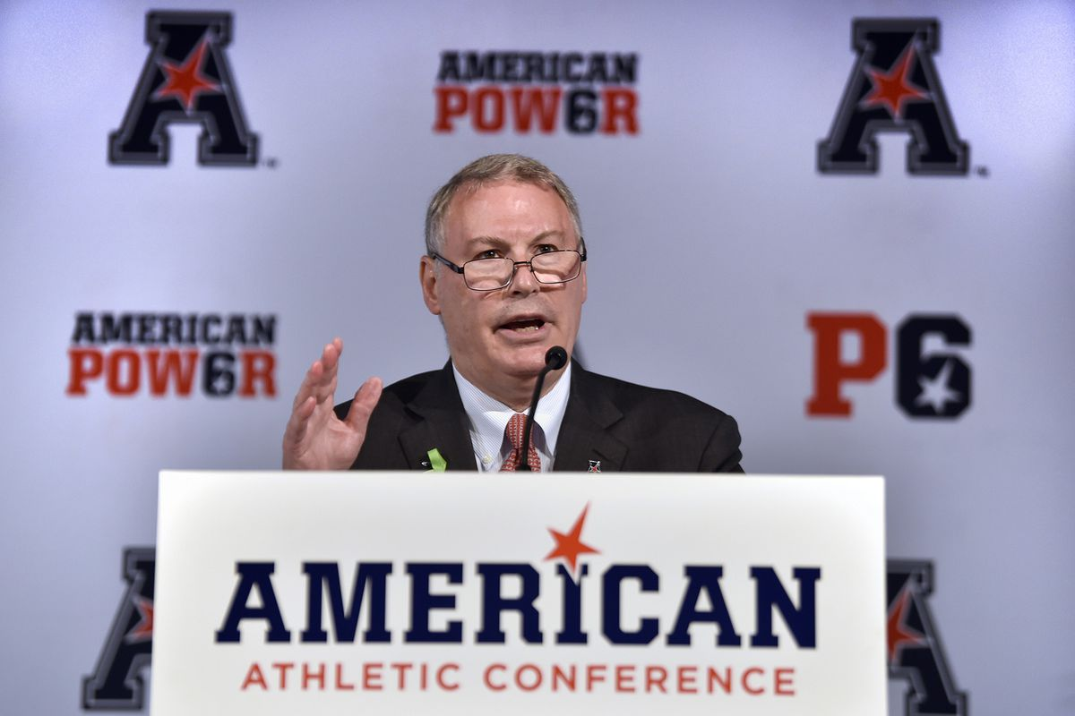 AAC to preserve UCF, USF game as it pushes to eliminate football divisions