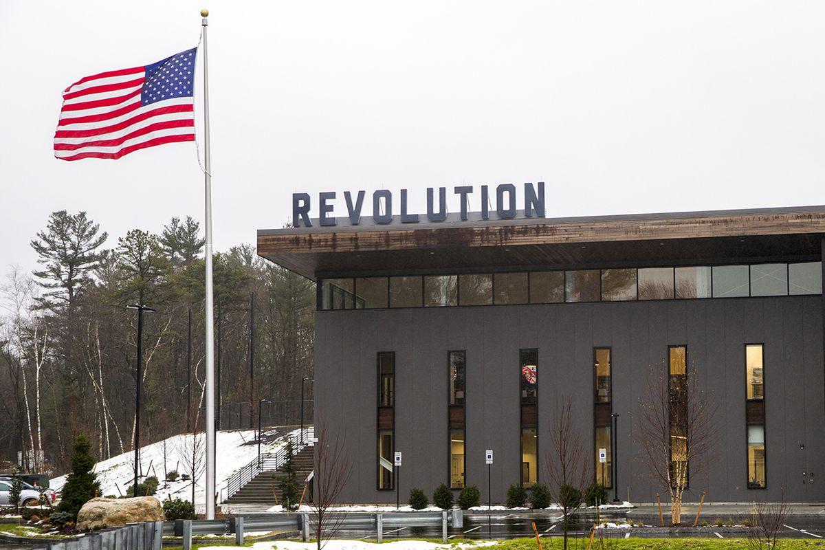 New England Revolution Unveil New Training Center