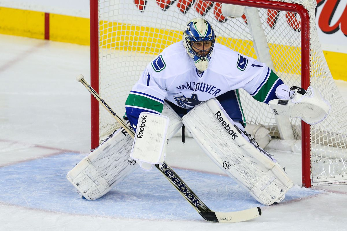 Roberto Luongo Trade Rumors Islanders Interested In Acquiring